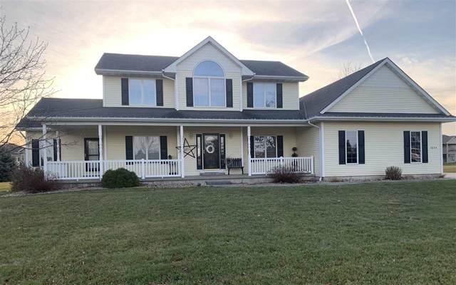 1634 Killarney, Jesup, IA 50648 (MLS #20205942) :: Amy Wienands Real Estate