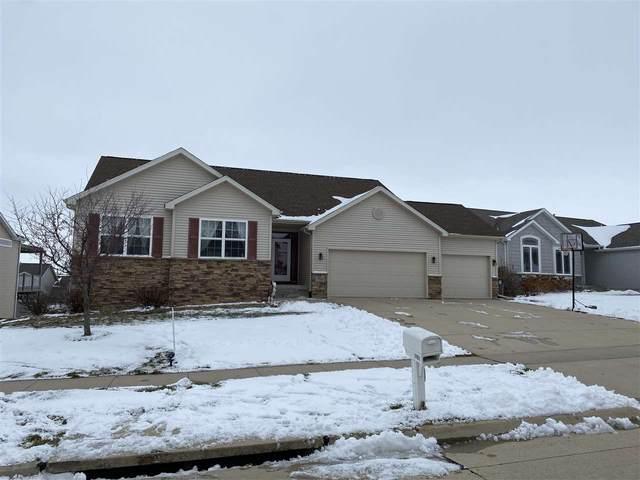 1701 Quail Ridge Road, Cedar Falls, IA 50613 (MLS #20206038) :: Amy Wienands Real Estate