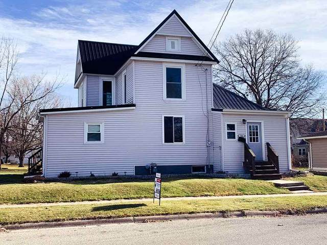 704 Frost Street, Grundy Center, IA 50638 (MLS #20206055) :: Amy Wienands Real Estate