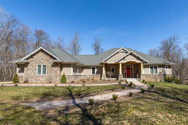 107 Country Hills Lane, Denver, IA 50622 (MLS #20211080) :: Amy Wienands Real Estate