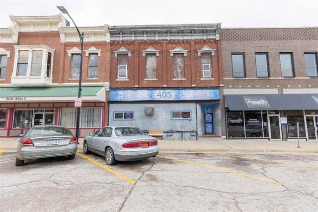 405 Main Street, Reinbeck, IA 50669 (MLS #20211374) :: Amy Wienands Real Estate
