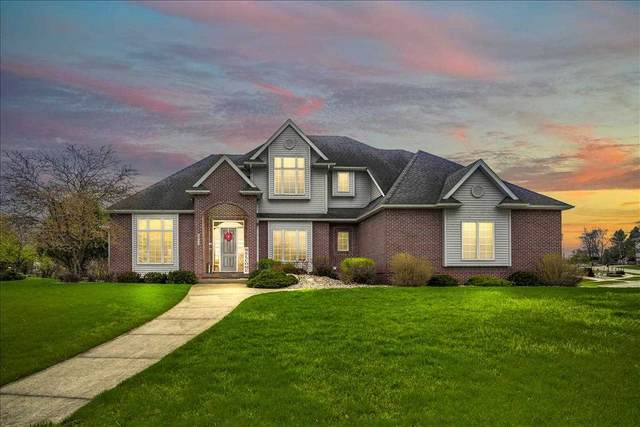 2805 Country Meadow Lane, Cedar Falls, IA 50613 (MLS #20211430) :: Amy Wienands Real Estate