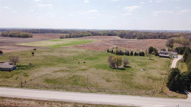 6.6 Acres m/l Gilbertville Road, Laporte City, IA 50651 (MLS #20211595) :: Amy Wienands Real Estate