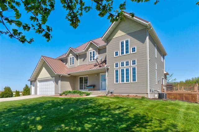 3050 Quasqueton Avenue, Rowley, IA 52329 (MLS #20211645) :: Amy Wienands Real Estate