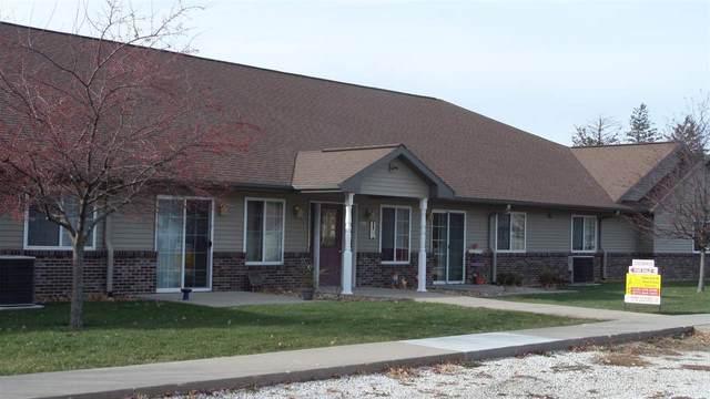 409 I Garfield Street, Gladbrook, IA 50635 (MLS #20212006) :: Amy Wienands Real Estate