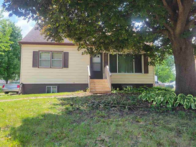 616 East End Avenue, Evansdale, IA 50707 (MLS #20212242) :: Amy Wienands Real Estate