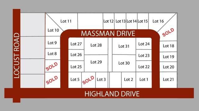 Lot # 27 Massman Drive, Decorah, IA 52101 (MLS #20212512) :: Amy Wienands Real Estate