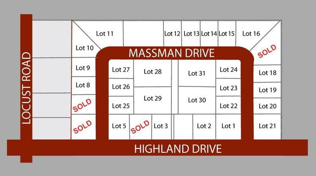 Lot # 9 Massman Drive, Decorah, IA 52101 (MLS #20212513) :: Amy Wienands Real Estate