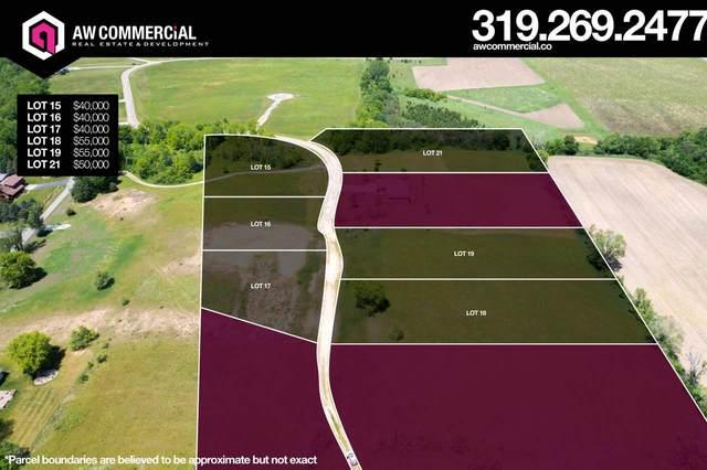 Lot 18 Harbor Ridge, Nashua, IA 50658 (MLS #20212554) :: Amy Wienands Real Estate