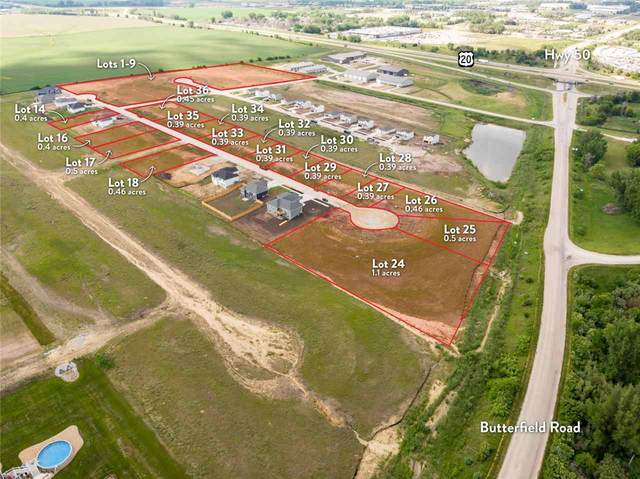 Lot 8 Willow Oak Drive, Hudson, IA 50643 (MLS #20212708) :: Amy Wienands Real Estate