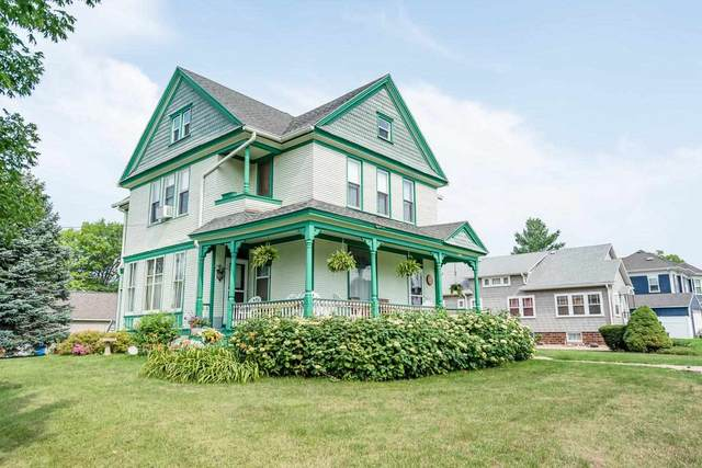 1007 7th Street, Grundy Center, IA 50638 (MLS #20213408) :: Amy Wienands Real Estate
