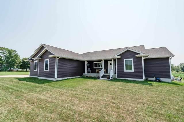 701 Van Buren Street, Wellsburg, IA 50680 (MLS #20213526) :: Amy Wienands Real Estate