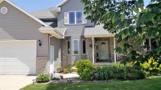 5436 Ironwood Drive, Cedar Falls, IA 50613 (MLS #20181992) :: Amy Wienands Real Estate