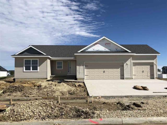 5412 Arbors Drive, Cedar Falls, IA 50613 (MLS #20183622) :: Amy Wienands Real Estate