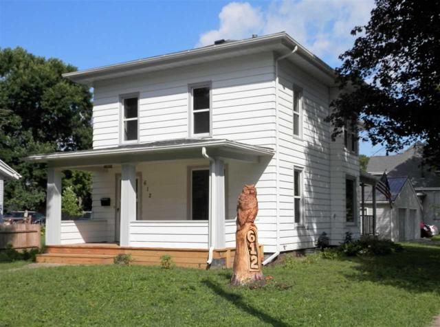 612 Locust Street, Laporte City, IA 50651 (MLS #20183652) :: Amy Wienands Real Estate