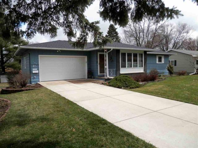 104 Pleasant Drive, Laporte City, IA 50651 (MLS #20191046) :: Amy Wienands Real Estate