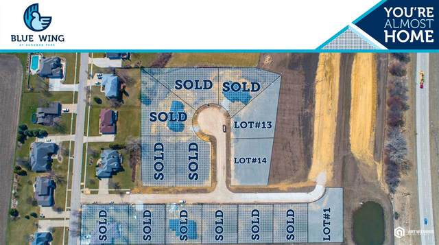 Lot 13 Blue Wing First Addition, Waterloo, IA 50701 (MLS #20194364) :: Amy Wienands Real Estate