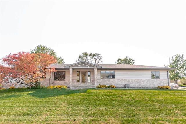 1910 Continental Drive, Cedar Falls, IA 50613 (MLS #20205021) :: Amy Wienands Real Estate