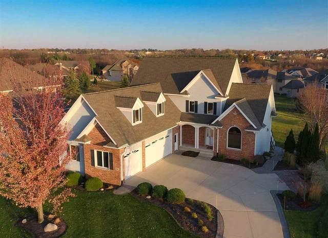 4342 Wynnewood Drive, Cedar Falls, IA 50613 (MLS #20205354) :: Amy Wienands Real Estate