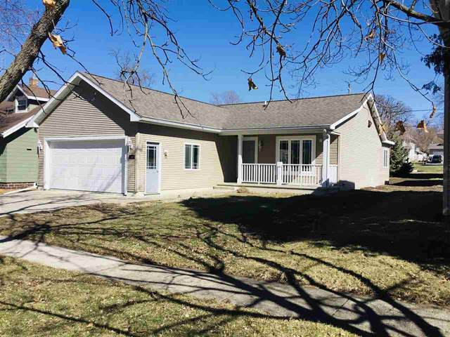 510 4th St., Parkersburg, IA 50665 (MLS #20210293) :: Amy Wienands Real Estate