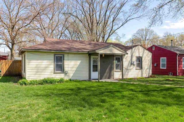 743 Fox Avenue, Evansdale, IA 50707 (MLS #20211933) :: Amy Wienands Real Estate