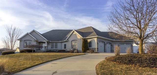 4754 Luxley Drive, Waterloo, IA 50701 (MLS #20196519) :: Amy Wienands Real Estate