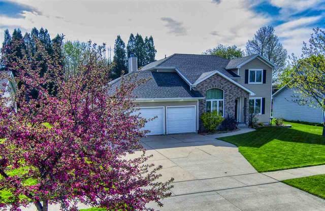 612 Barnett Drive, Cedar Falls, IA 50613 (MLS #20200905) :: Amy Wienands Real Estate