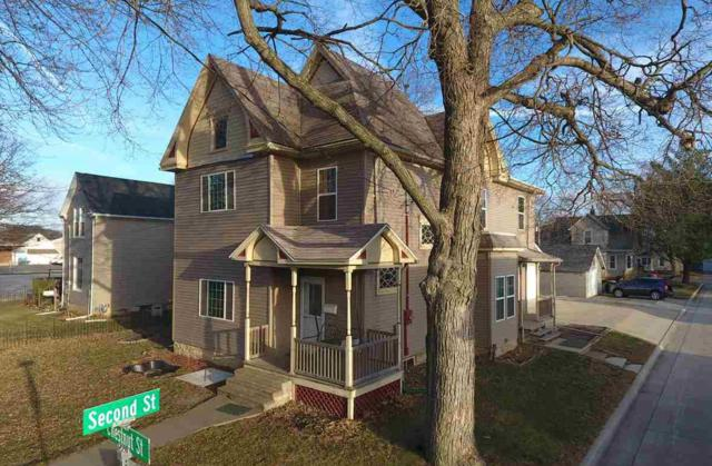 506 Chestnut Street, Laporte City, IA 50651 (MLS #20175835) :: Amy Wienands Real Estate