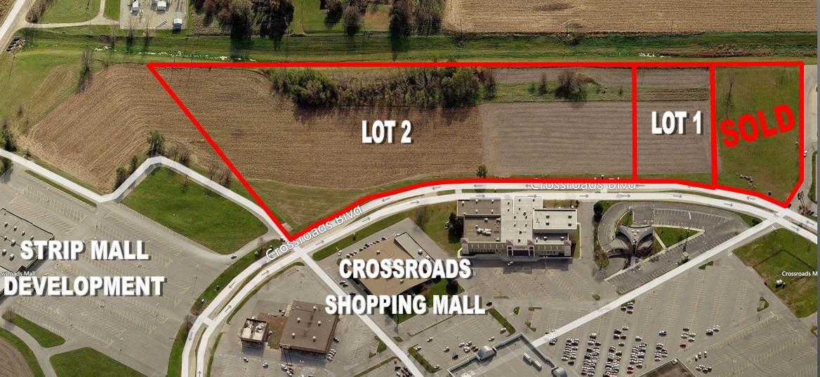 16.11 Acres Crossroads Boulevard - Photo 1