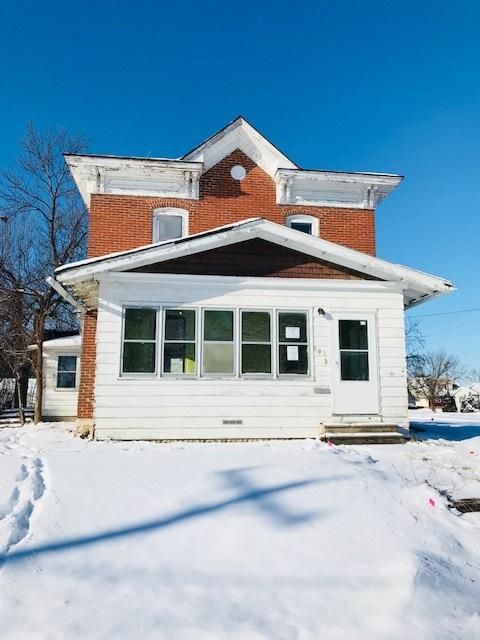 701 Crisman Street, Dysart, IA 52224 (MLS #20180272) :: Amy Wienands Real Estate