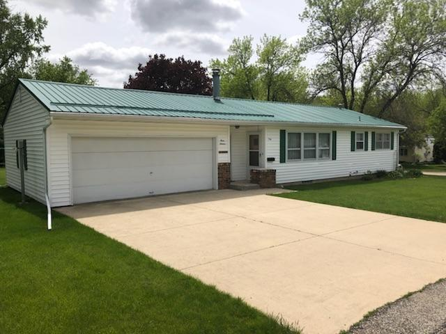 316 4th Street Nw, Oelwein, IA 50662 (MLS #20192590) :: Amy Wienands Real Estate