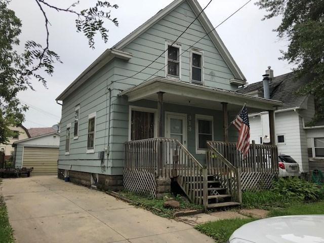 313 Williston, Waterloo, IA 50701 (MLS #20193228) :: Amy Wienands Real Estate
