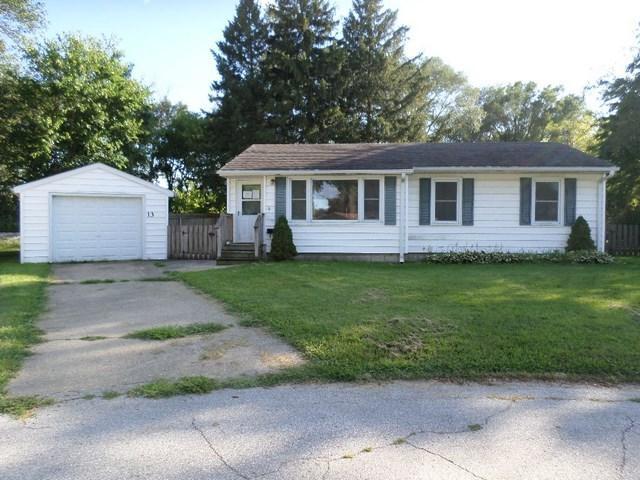 13 Wilkinson, Iowa Falls, IA 50126 (MLS #20194310) :: Amy Wienands Real Estate