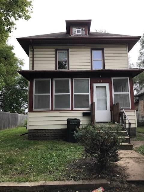 419 Bratnober, Waterloo, IA 50703 (MLS #20195260) :: Amy Wienands Real Estate