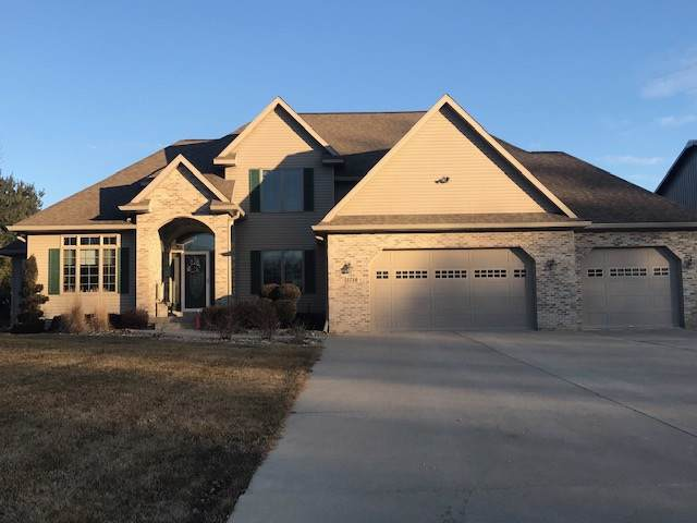 5710 Timber Ridge Road, Cedar Falls, IA 50613 (MLS #20195557) :: Amy Wienands Real Estate