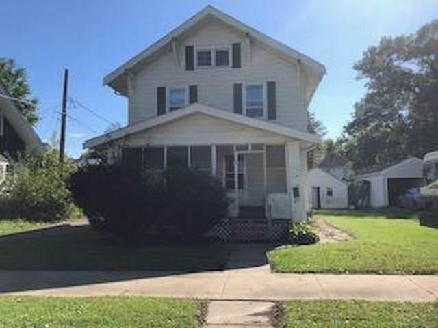 1316 Forest Avenue, Waterloo, IA 50702 (MLS #20195787) :: Amy Wienands Real Estate