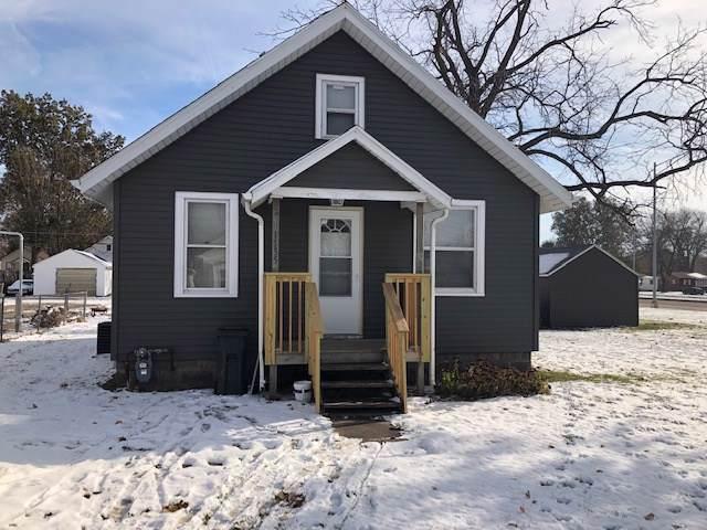 1135 Evergreen Avenue, Waterloo, IA 50702 (MLS #20196148) :: Amy Wienands Real Estate