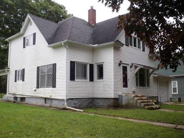 221 SE 3rd Avenue, Oelwein, IA 50662 (MLS #20200380) :: Amy Wienands Real Estate