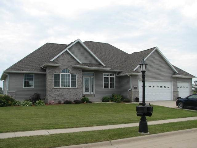 703 Pine Drive, Independence, IA 50644 (MLS #20201302) :: Amy Wienands Real Estate