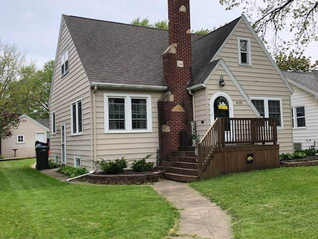 435 Campbell Avenue, Waterloo, IA 50701 (MLS #20202322) :: Amy Wienands Real Estate