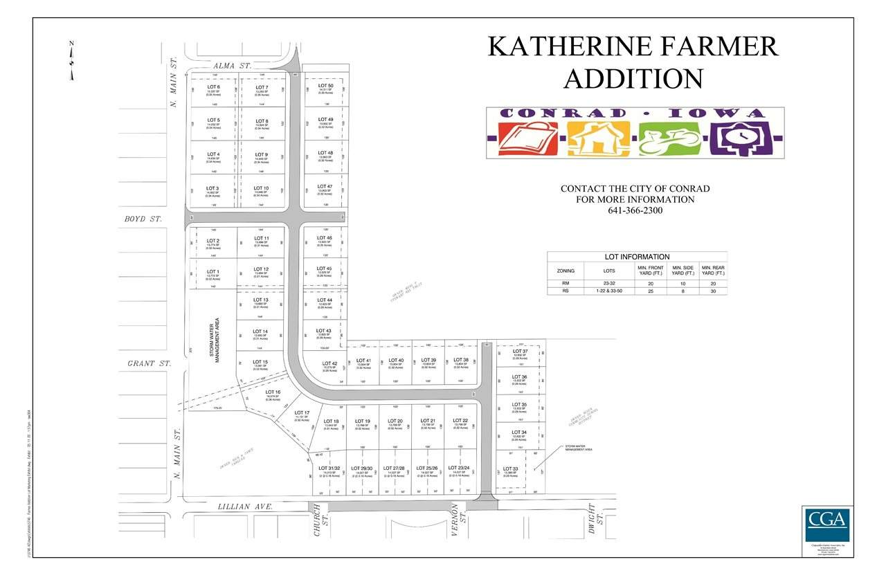 Lots 27 & 28 Katherine Farmer Addition - Photo 1
