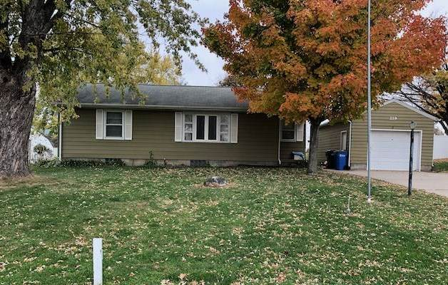 219 Chestnut Street, Janesville, IA 50647 (MLS #20205335) :: Amy Wienands Real Estate