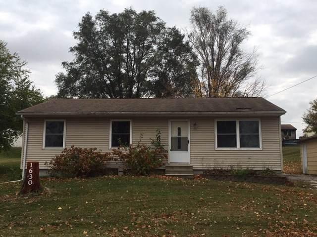 1630 Calhoun St, Waterloo, IA 50707 (MLS #20205353) :: Amy Wienands Real Estate