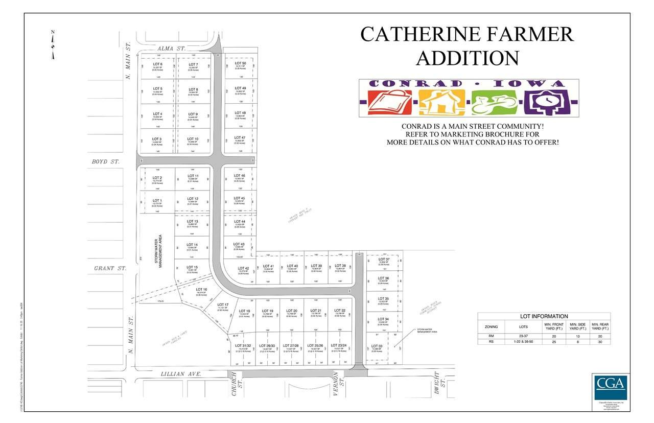 Lots 31 & 32 Catherine Farmer Addition - Photo 1
