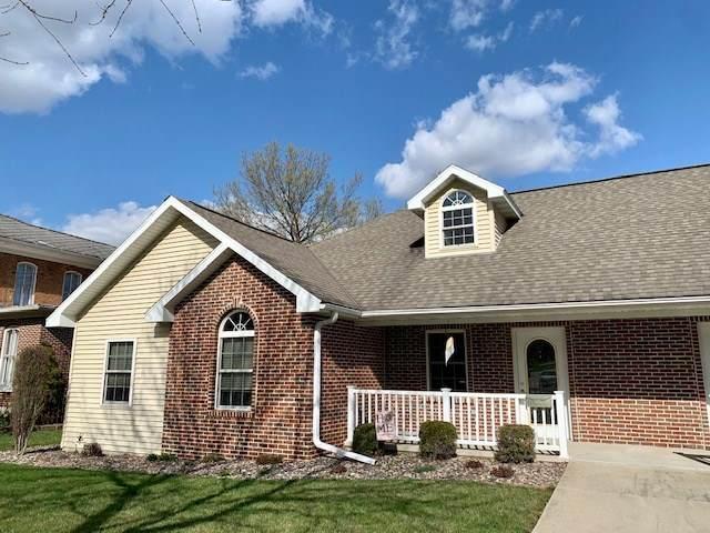 410 Mechanic, Decorah, IA 52101 (MLS #20211500) :: Amy Wienands Real Estate