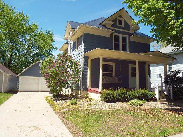 307 Prairie Avenue, Strawberry Point, IA 52076 (MLS #20211959) :: Amy Wienands Real Estate