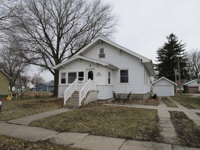 303 Main St., Dike, IA 50624 (MLS #20186308) :: Amy Wienands Real Estate