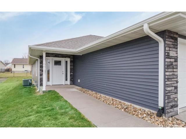 321 Amy Street B, Swisher, IA 52338 (MLS #1705458) :: The Graf Home Selling Team