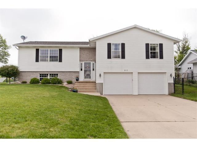 812 E Terrace Drive, Center Point, IA 52213 (MLS #1705924) :: The Graf Home Selling Team