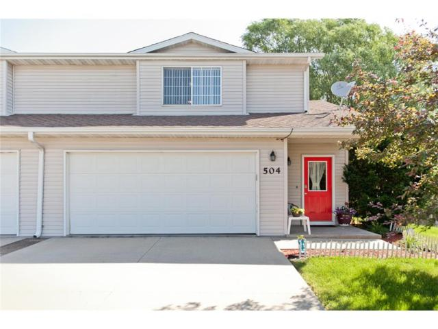 504 Augusta Circle, North Liberty, IA 52317 (MLS #1706097) :: The Graf Home Selling Team